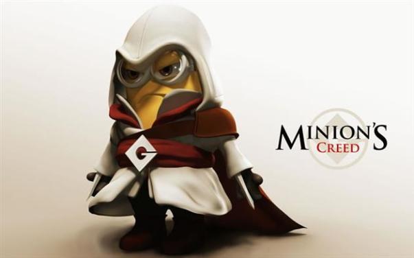 Minions-fantasiados-Assassins-Creed