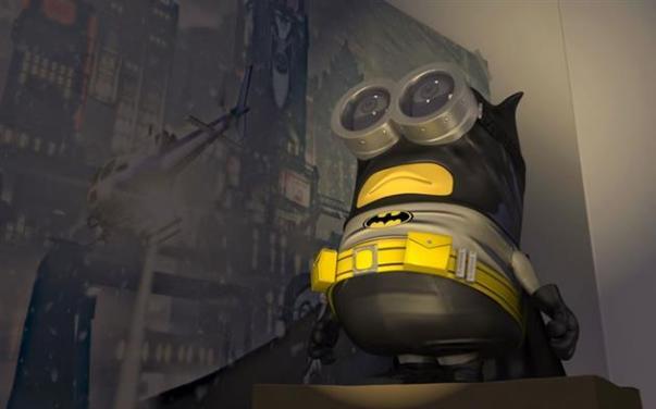 Minions-fantasiados-Batman