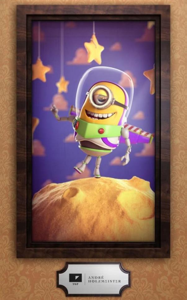 Minions-fantasiados-Buzz-Lightyear