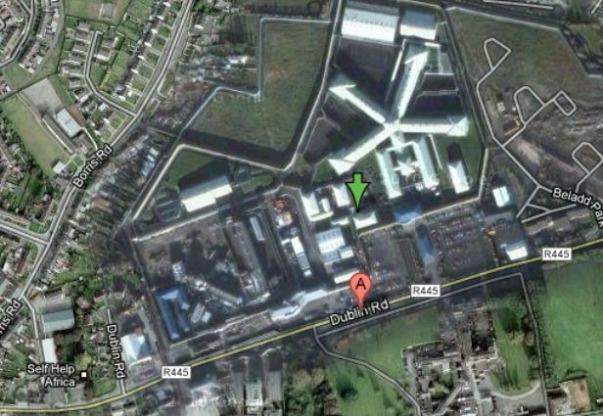 Prisão-de-segurança-máxima-de-Dublin