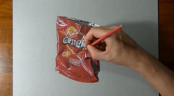 Passo-a-passo-de-uma-pintura-Hiper-Realista-de-pacote-de-chips-4-630x348