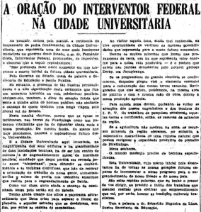 O Estado de S. Paulo - 9/4/1961