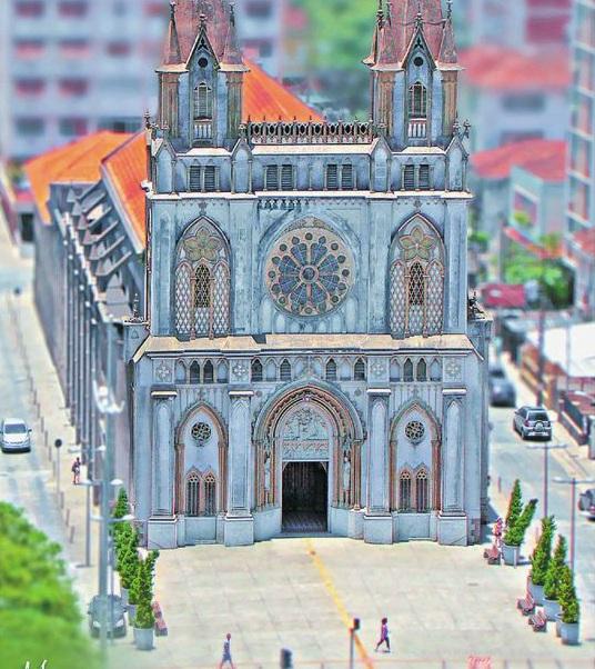 igreja embare