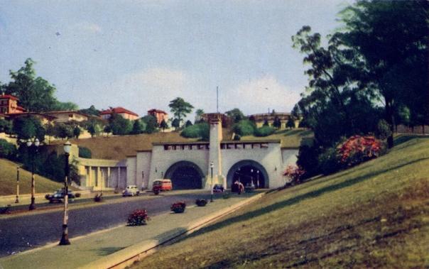 Túnel 9 de Julho | 1950