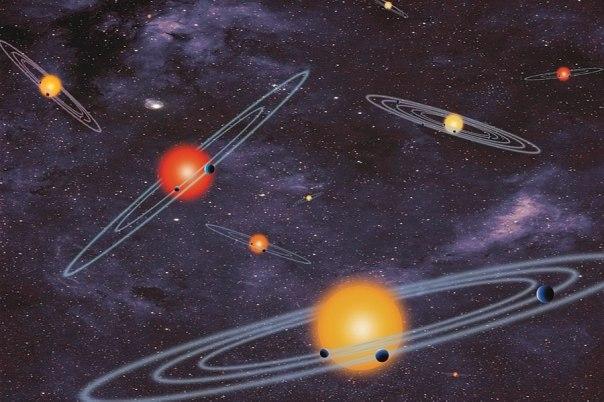 Observatório espacial Kepler conseguiu identificar ao menos 715 planetas