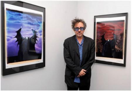 Tim Burton vem ao Brasil para conferir de perto a exposição em sua homenagem, que acontece no MIS entre janeiro e abril de 2016
