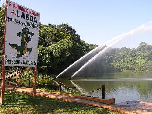 Lagoa da Saudade (Morro da Nova Cintra)
