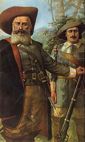 Domingos Jorge Velho, bandeirante que liderou a ação de destruiu o Quilombo dos Palmares