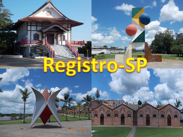 História de Registro-SP