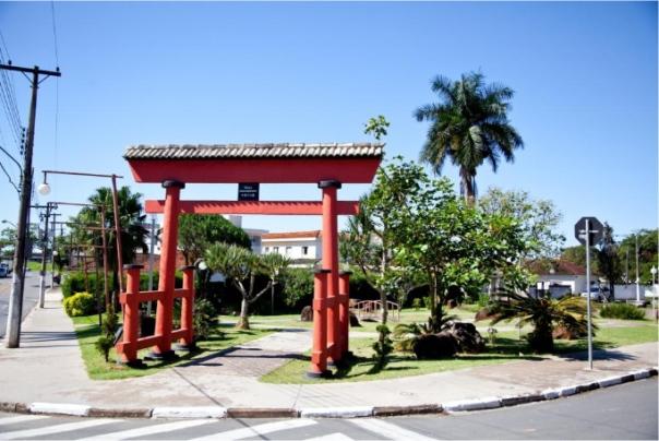 Praça Nakatsugawa