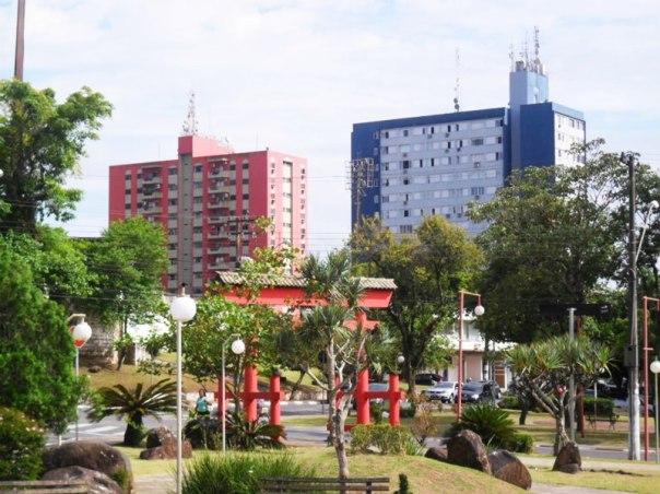 Praça Japonesa Nakatsugawa