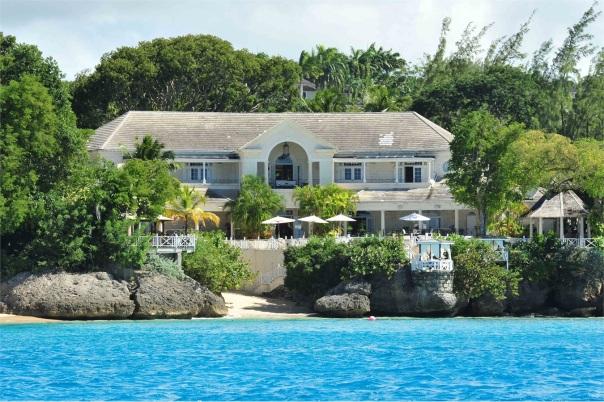Casa de Rihanna em Barbados