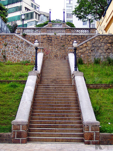 Escadaria do Bixiga