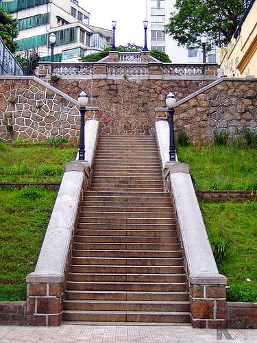 Escadaria do Bixiga