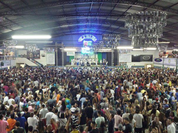 Barracão da Unidos da Vila Maria